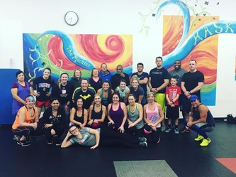 The Rock Fitness- Group Fitness classes - The Rock Fitness
