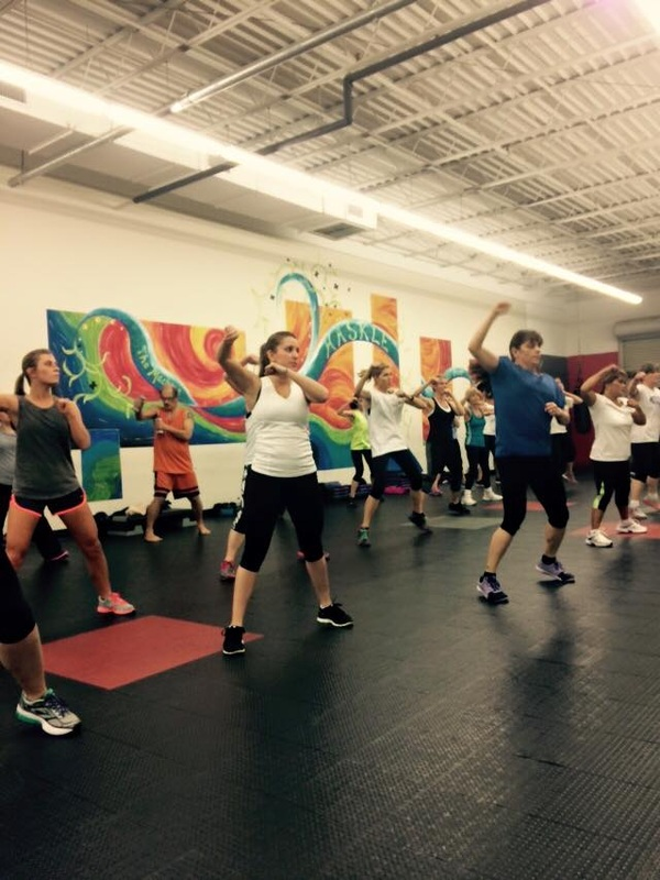The Rock Fitness Group Classes